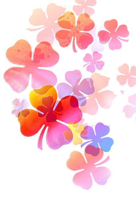 Fleurs De Printemps Dessin Couleur