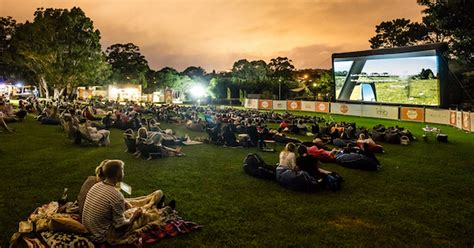 Melbourne Botanical Gardens Cinema A New Outdoor Cinema Is Coming To The Mt Coot Tha Botanic Gardens In March Broadsheet