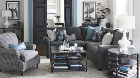 decorating with gray and blue 19 gray and blue living room ideas breathtaking grey