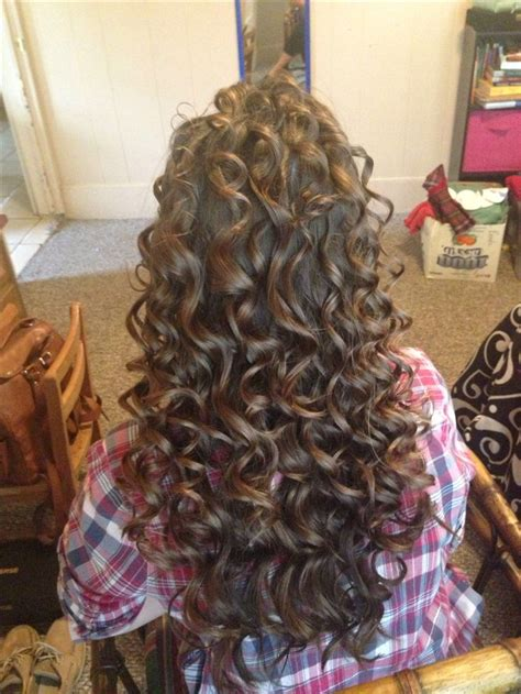 easy curling wand for permed hair best 25 tight spiral curls ideas on pinterest braided