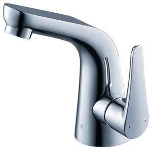 Modern Bathroom Sinks And Taps Cesano Centerset Bathroom Vanity Faucet Contemporary