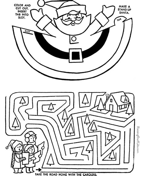 christmas coloring pages for 5th graders printable christmas activities for 5th graders christmas