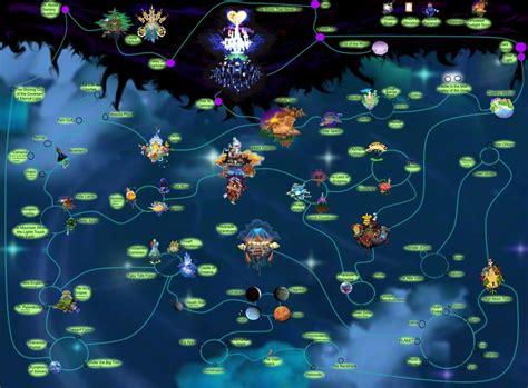 kingdom hearts world map theme disney galaxy multiverse fate of the worlds