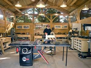building a workshop interior shot of my 20 x 32 workshop it is still in the