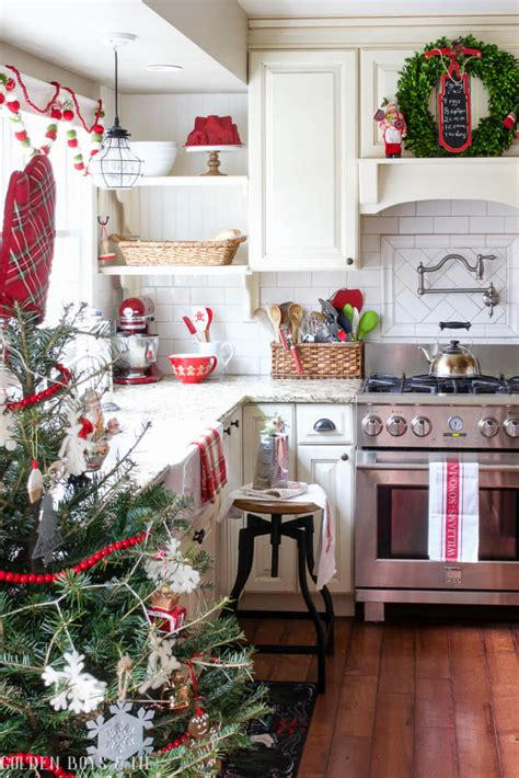 christmas decorating ideas for the kitchen kitchen christmas decorations diy kitchen christmas