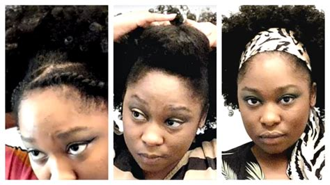 15 super easy protective styles that anyone can do short