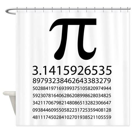 pi shower curtain pi shower curtain by iloveyou1