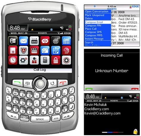 blackberry new themes introducing the cubis icon theme for blackberry