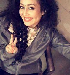 queen tattoo ludhiana our selfie queen neha kakkar looking very cute in punjabi