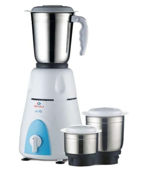 Mixer Gx 24 bajaj gx 3 mixer grinder blue price in india buy bajaj gx 3 mixer grinder blue on snapdeal