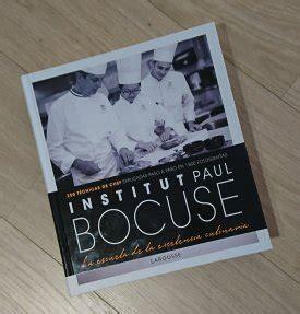 libro institut paul bocuse el gran libro del institut de paul bocuse noticias