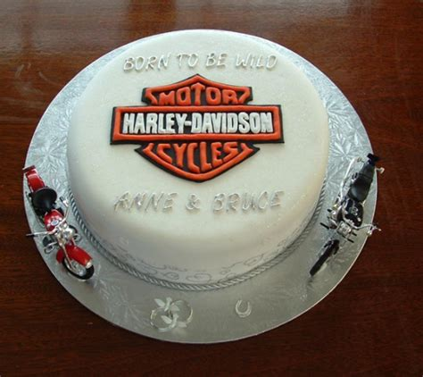 Harley Davidson Cake Decorations by Themed Cakes Rozzies Cakes Auckland Nz