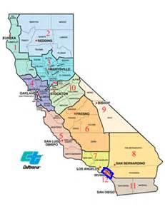 map de california california facts by county orange county
