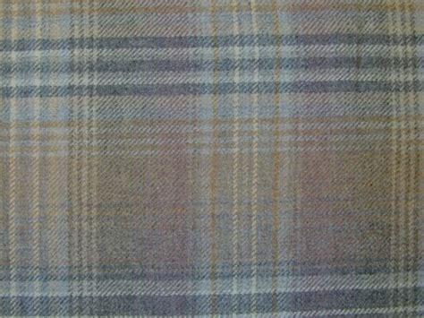 tartan and plaid curtain fabric designer curtain fabric wool tartan plaid check mauve grey