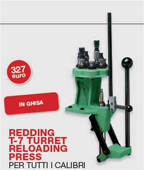 bersaglio mobile bersaglio mobile redding t 7 turret reloading press per