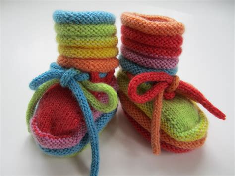 how to knit booties pin baby bootie pattern 4 designed for preemie and newborn