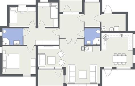 2d floor plan professional floor plans and home design roomsketcher