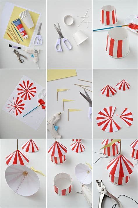 diy carnival themed decorations best 25 carnival centerpieces ideas on circus