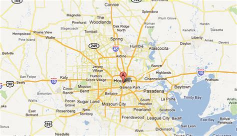 houston texas suburbs map houston texas map and surrounding areas indiana map