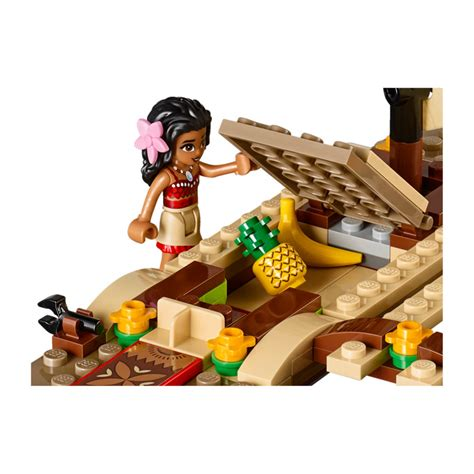 Lego Moana Lego Moana S Voyage Set 41150 Brick Owl Lego