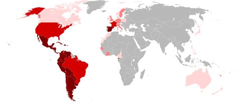 all the speaking countries in the world map of the speaking world sra ruiz pham