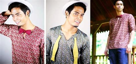 Imej Baju Melayu Teluk Belanga sejarah baju melayu yang dulunya dikenali sebagai baju kurung soscili