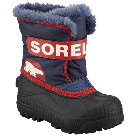 toddler snow boots sorel youth toddler snow commander boot