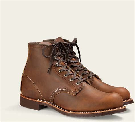mens 2958 blacksmith 6 boot red wing heritage europe men s 3343 blacksmith 6 quot boot red wing heritage europe