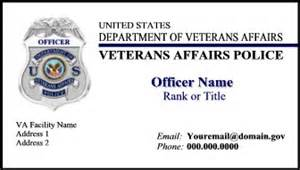 department of veterans affairs business cards moose business cards quot the professional stanard quot home