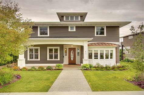 houses painted gray ideas for instantly improving curb appeal
