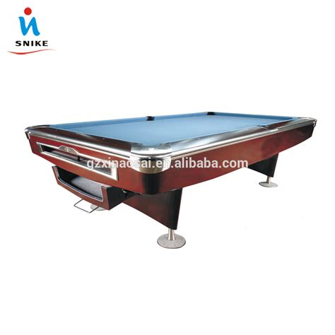 9ft pool table for sale guangzhou factory direct sale cheap 9ft slate pool table