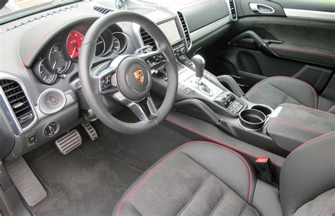 Cayenne Interior by 2016 Porsche Cayenne Gts Suv Review Wheels Ca