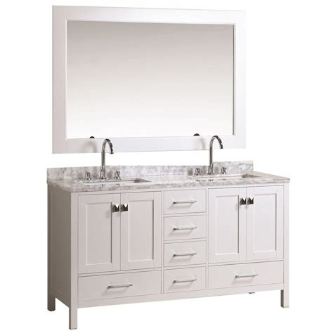 Sink Bathroom Vanity Home Depot by Sink Bathroom Vanities The Home Depot