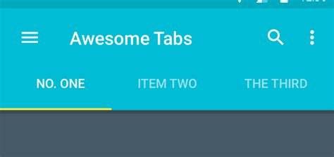 tab layout material design in android material design tabs with android design support library