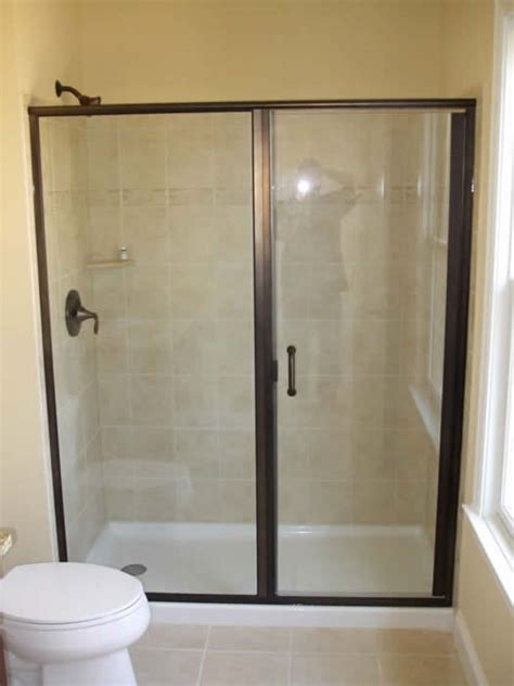 All Glass Shower Door Shower Door And Panel All Glass And Showers