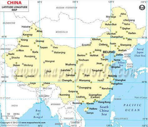 africa map with latitude and longitude absolute location china