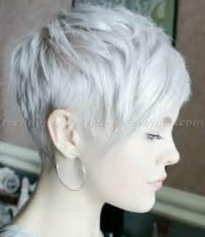 pixie haircut platinum blonde pixie hairstyle trendy