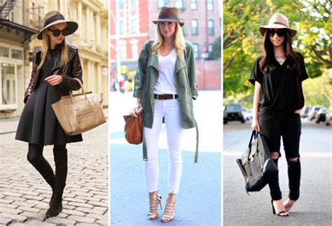 Aw08 Trends Great Big Hats In by Fall Fashion Trend Fedora Hats For More