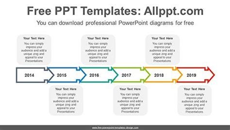 Free Powerpoint Timeline Diagrams Free Powerpoint Timeline Templates