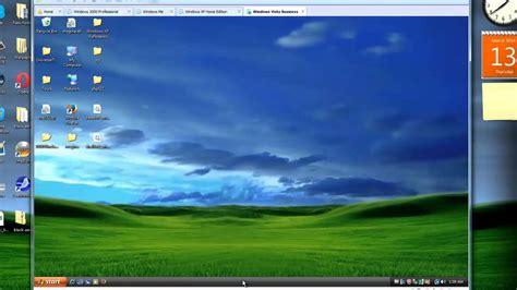 windows vista transformed into windows xp youtube
