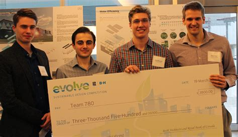 layout engineer ottawa engineering students score big at the evolve sustainable