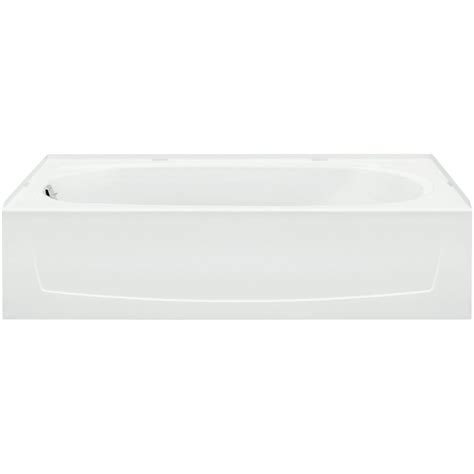 New Bathtubs Home Depot by American Standard New Solar 5 Ft Right Drain Soaking