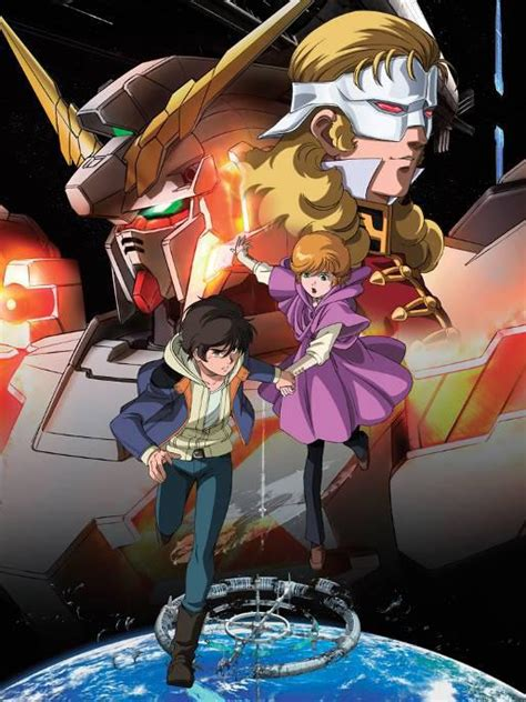 Anime News Network by Mobile Suit Gundam Uc Oav Anime News Network