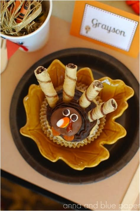 Cupcake Of The Week Gobble Gobble by Thanksgiving Dessert Recipes Archives Ingredientsinc Net
