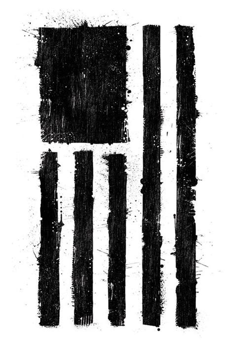 Flags Black And Tat On Pinterest Black Flag Designs