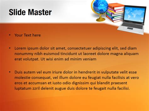 themes in distance education distance education powerpoint templates distance