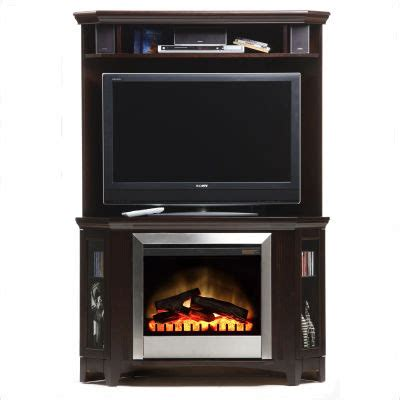 Corner Gas Fireplace Tv Stand by Corner Fireplaces Corner Fireplace Tv Stand Sears