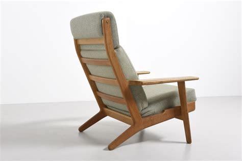 Hans Wegner Lounge Chair by Lounge Chair Ge 290 Hans J Wegner Modestfurniture