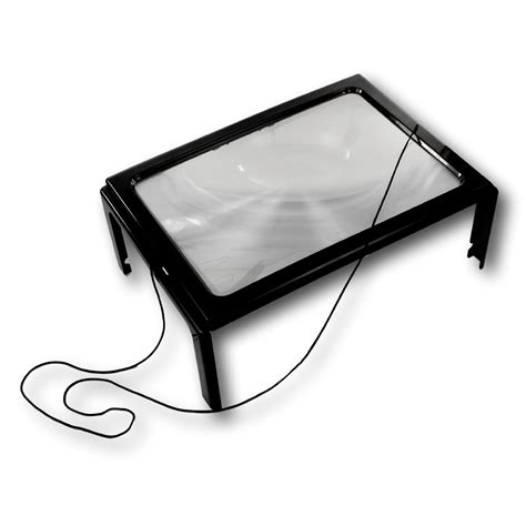 page magnifying glass with light for reading page 3x magnifier sheet large magnifying glass