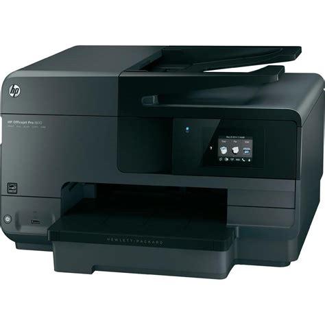 Printer Plus Scanner hp officejet pro 8610 inkjet multifunction printer a4 printer fax copier scanner adf duplex